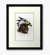 Kindred - Warrior Framed Print