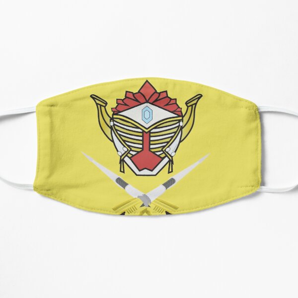Kamen Rider Gaim- Baron with Spears Flat Mask