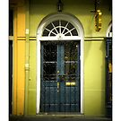 Arched Door Way by Sandra Russell