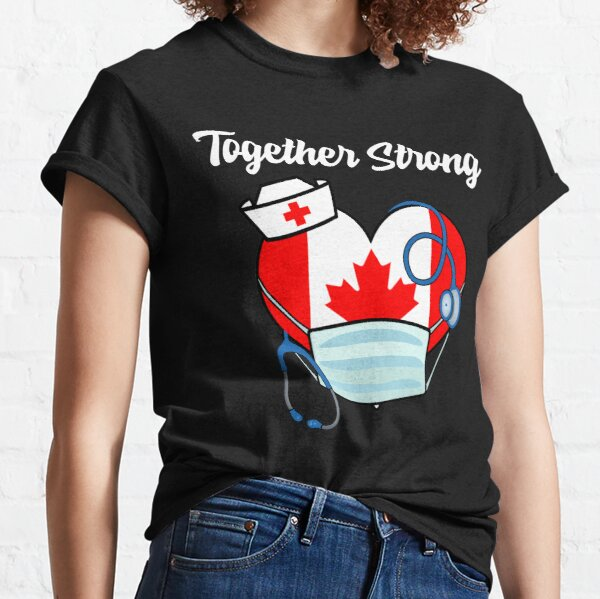 Together Strong - Cursive Classic T-Shirt