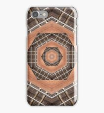 Kaleidoscope Bass Guitar iPhone Case/Skin