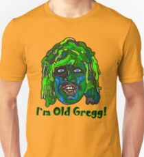 Mighty Boosh - Old Gregg T-Shirt