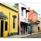Early Morning In The French Quarter by Sandra Russell