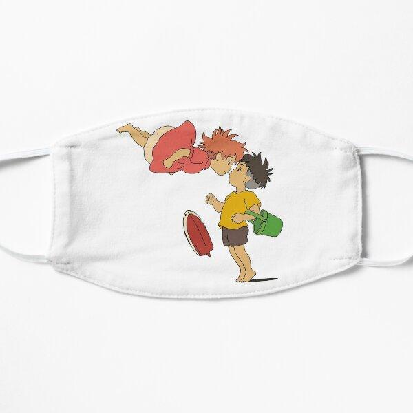 Ponyo and Sasuke Mask