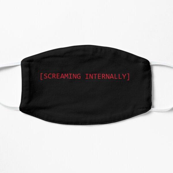 Screaming Internally Mask