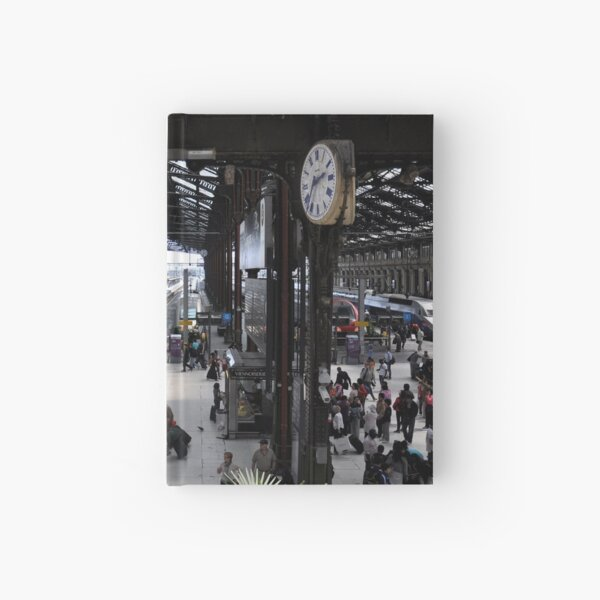 Gare de Lyon Hardcover Journal