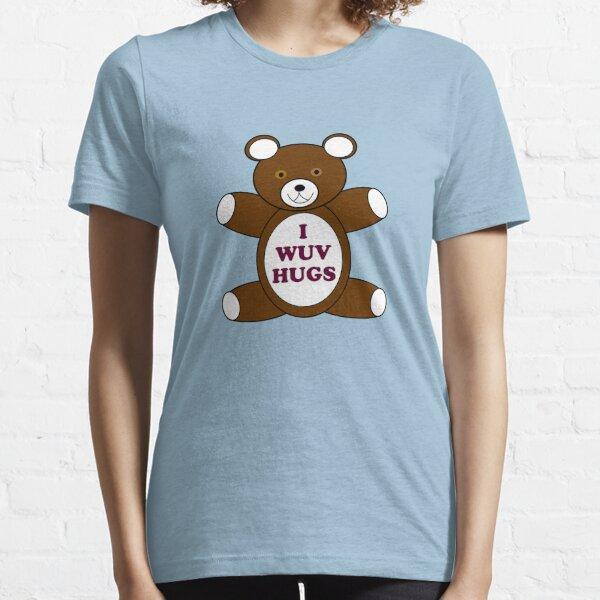 Supernatural 'I Wuv Hugs' Essential T-Shirt