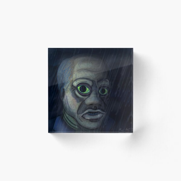 The Innsmouth Look Acrylic Block