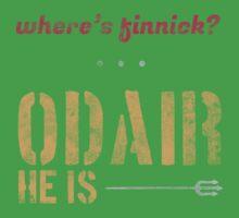 Where's Finnick?