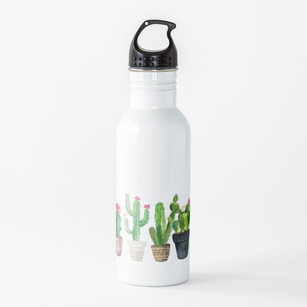 Cactus Water Bottle
