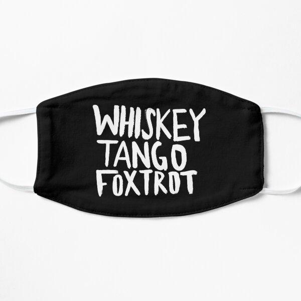 WTF x Whiskey Tango Foxtrot Mask