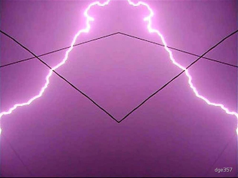 Lightning Art 002 by dge357
