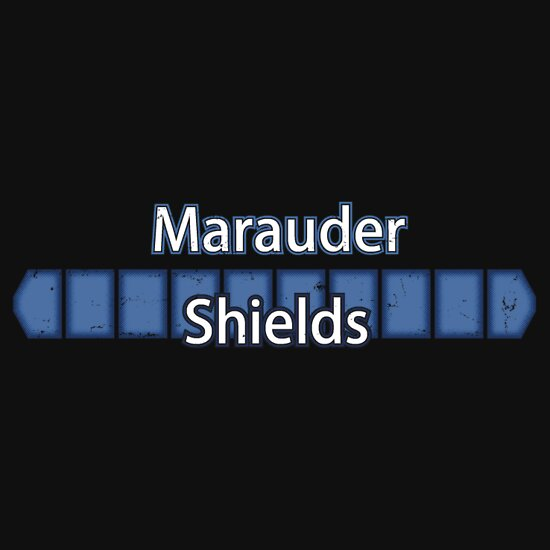 TShirtGifter presents: Marauder Shields