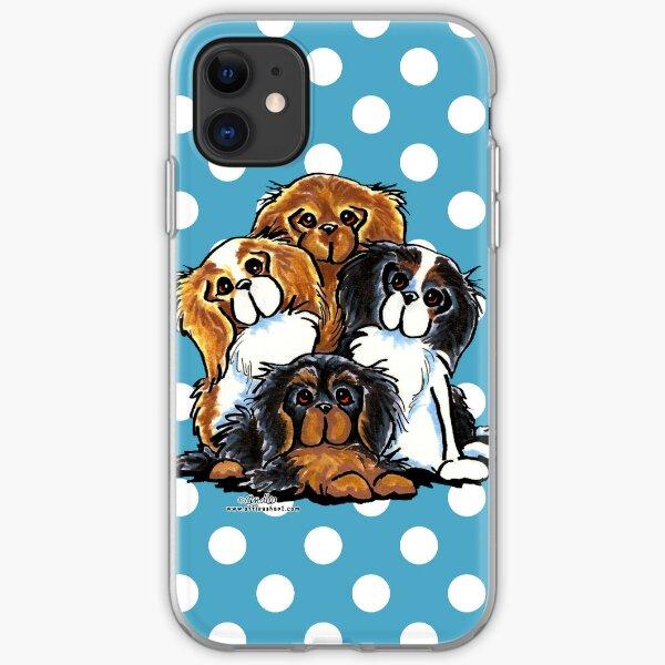 CKCS - Portait of Royalty iPhone Soft Case