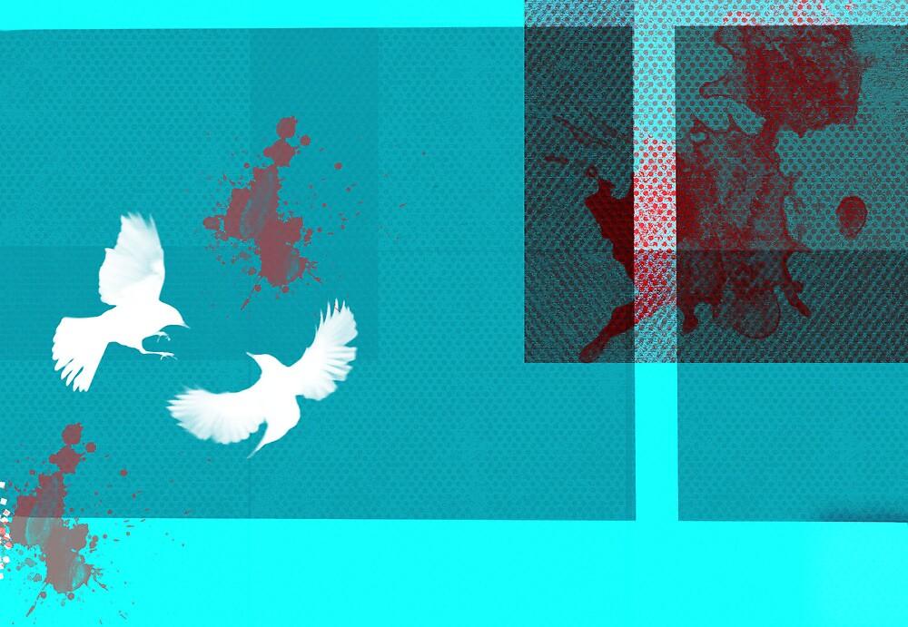 Killer birds by TatiDuarte
