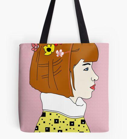 Indie Girl Tote Bag
