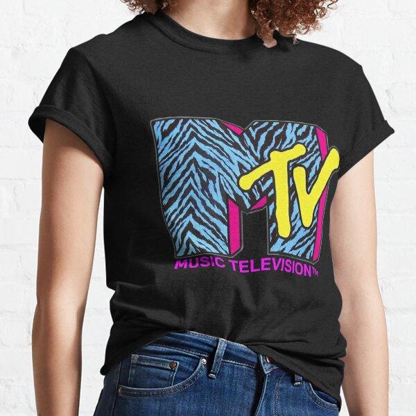 MTV- 80s design retro Classic T-Shirt