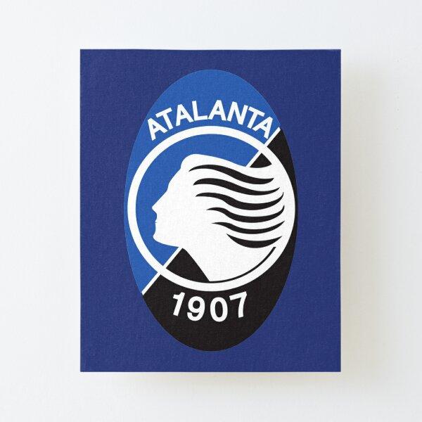 atalanta logo mounted print by plutofactory redbubble atalanta logo mounted print by plutofactory redbubble