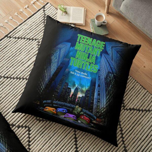 Teenage Mutant Ninja Turtles Floor Pillow