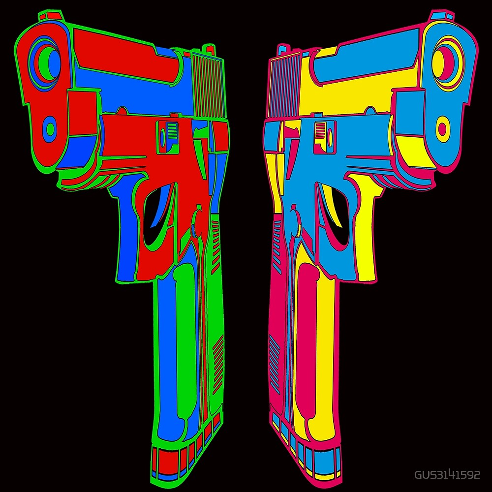 POP GUNS by GUS3141592