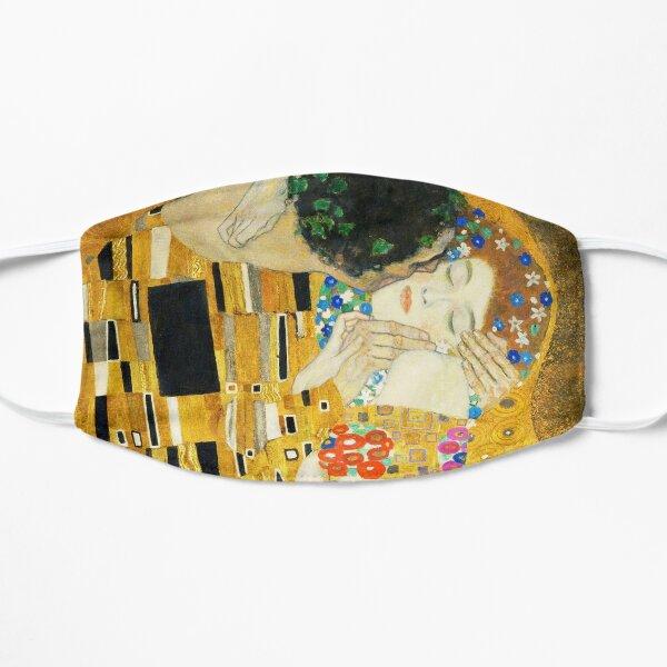 Gustav Klimt le baiser Masque sans plis