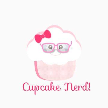 Cupcake Nerd by sweettoothliz