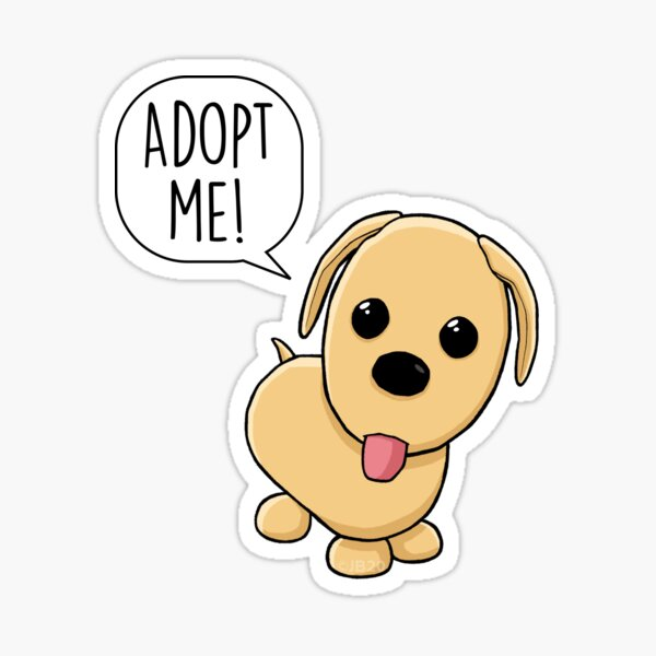 Adopt Me Stickers Redbubble
