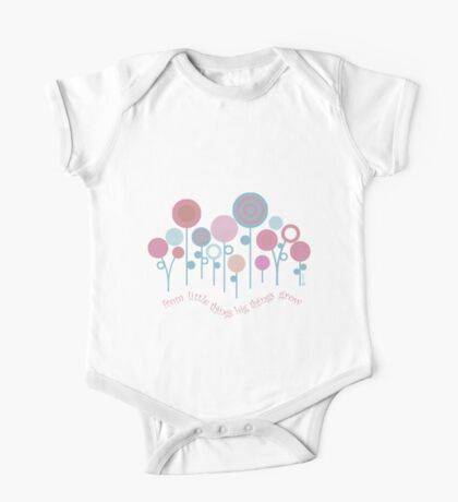 from little things big things grow Kids Clothes