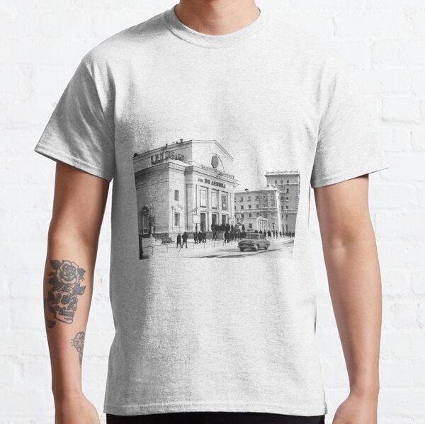 Political Poster, Norilsk Norillag Норильск Норильлаг Classic T-Shirt