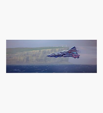 Low Pass over Jervis Bay Photographic Print