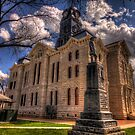Hood County Courthouse (Granbury, Texas) by Terence Russell