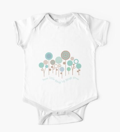 from little things big things grow... boys Kids Clothes