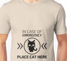 Emergency cat Unisex T-Shirt