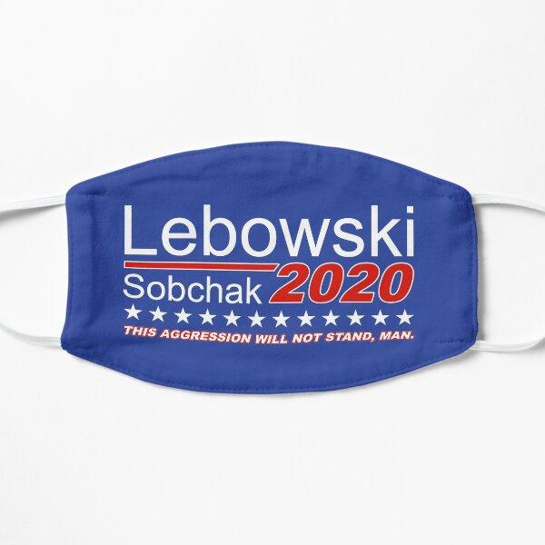 Lebowski Campaign 2020 Mask
