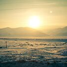 I see slope sunset by UniSoul