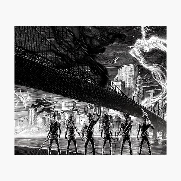 The Mortal Instruments Photographic Print