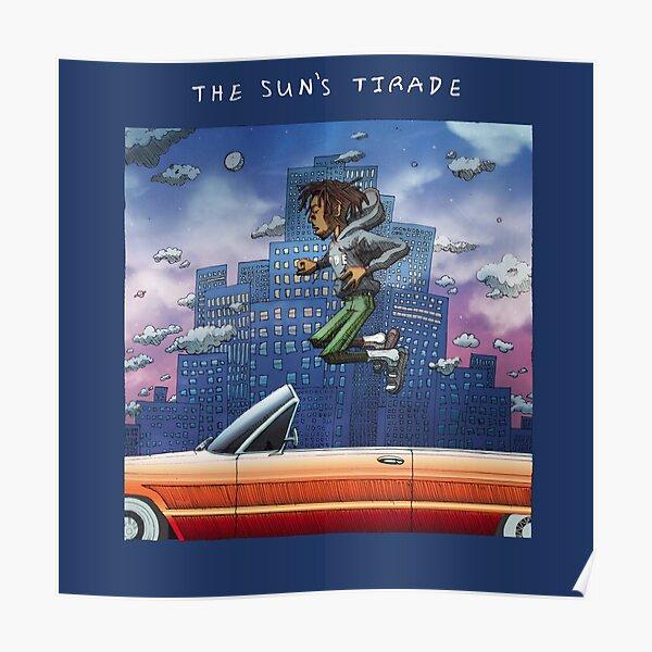 The Sun's Tirade-Isaiah Rashad Poster