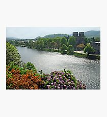 River Ness - Inverness - Scotland Photographic Print