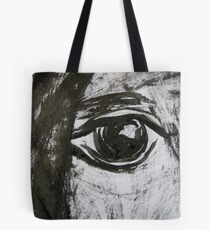 out of everything.... empty look Tote Bag