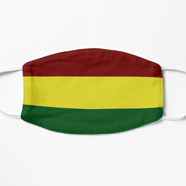 Volle Rasta-Abdeckung - horizontal Maske