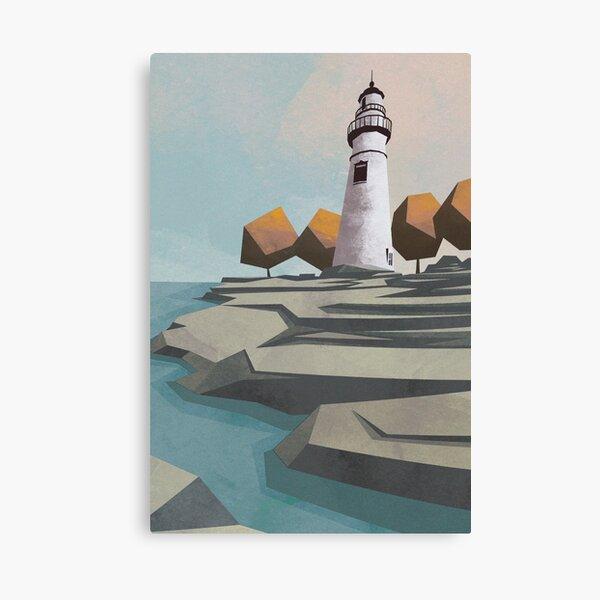 Marblehead Lighthouse Canvas Print