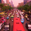 Symmetrical Siam by Thet Htut