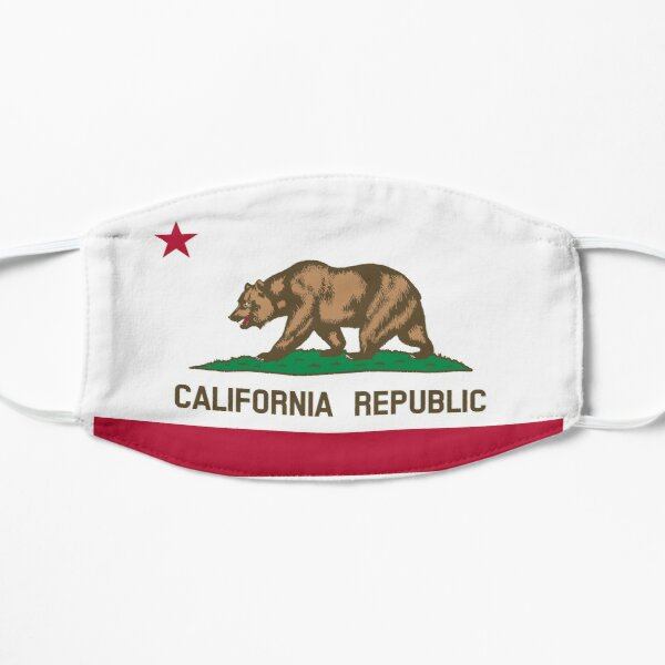 California Flag Mask