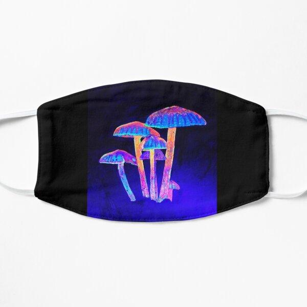 Mushroom Glow Flat Mask