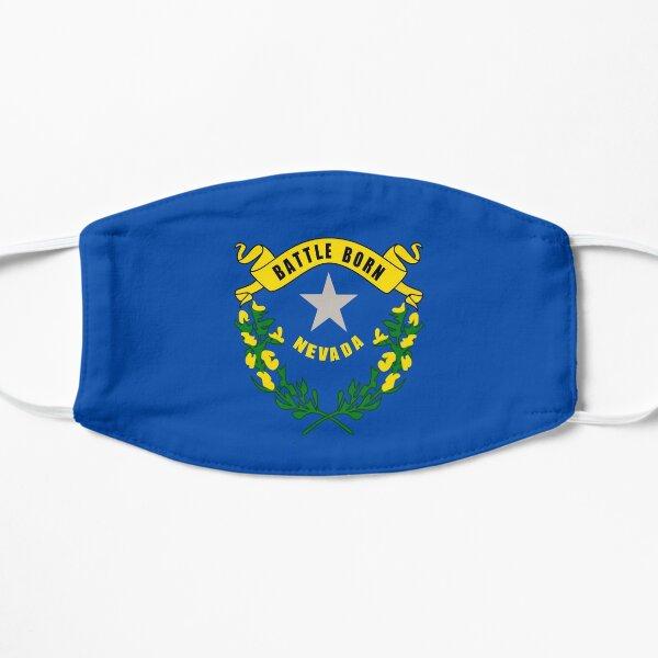 Nevada flag. USA Mask