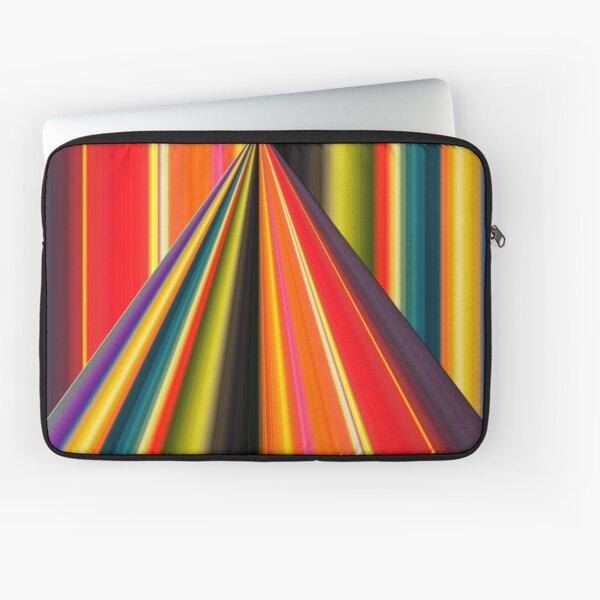 Rainbow Pyramid  Laptop Sleeve
