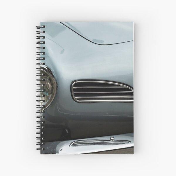 Karmann Ghia Detail Spiral Notebook