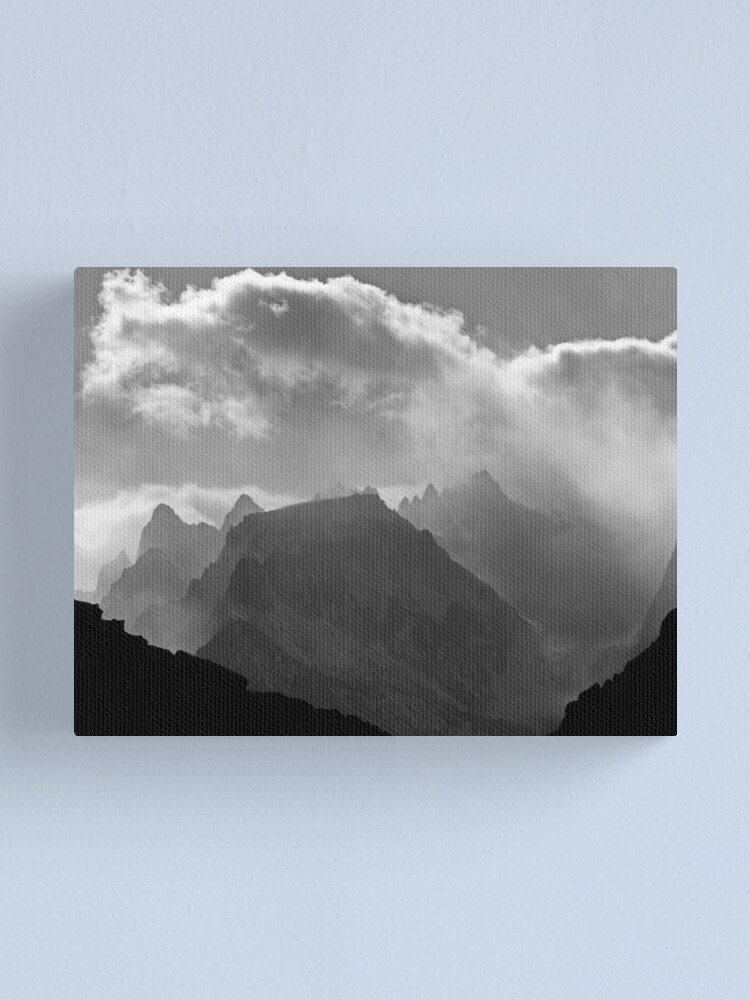 Alternate view of Misty Mallory Canvas Print