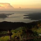 Tagaytay Philippines Sunrise by Vincent Cabral