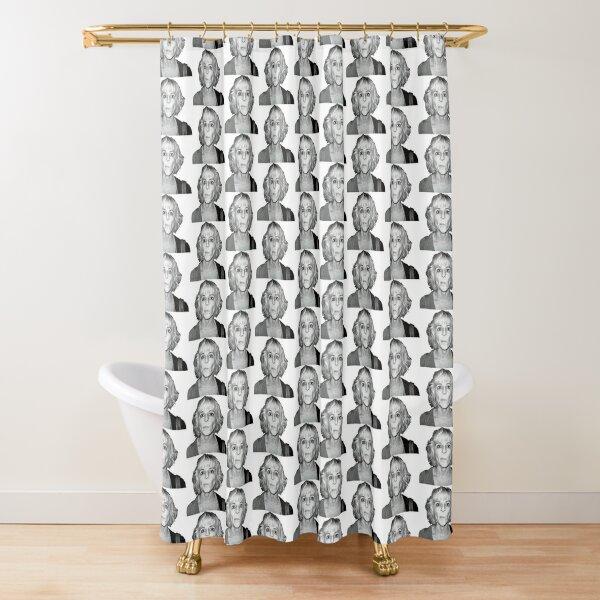 Maria Bamford Shower Curtain